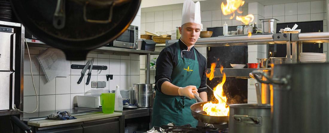 Stredoškoláci – budúci kuchári na finále Skills Slovakia