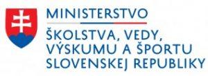 Ministerstvo školstva, vedy a výskumu a športu Slovenskej republiky